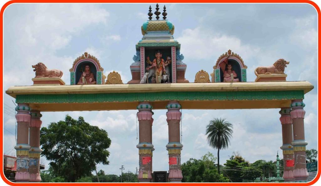 Cowdapur-Gangapur Arch