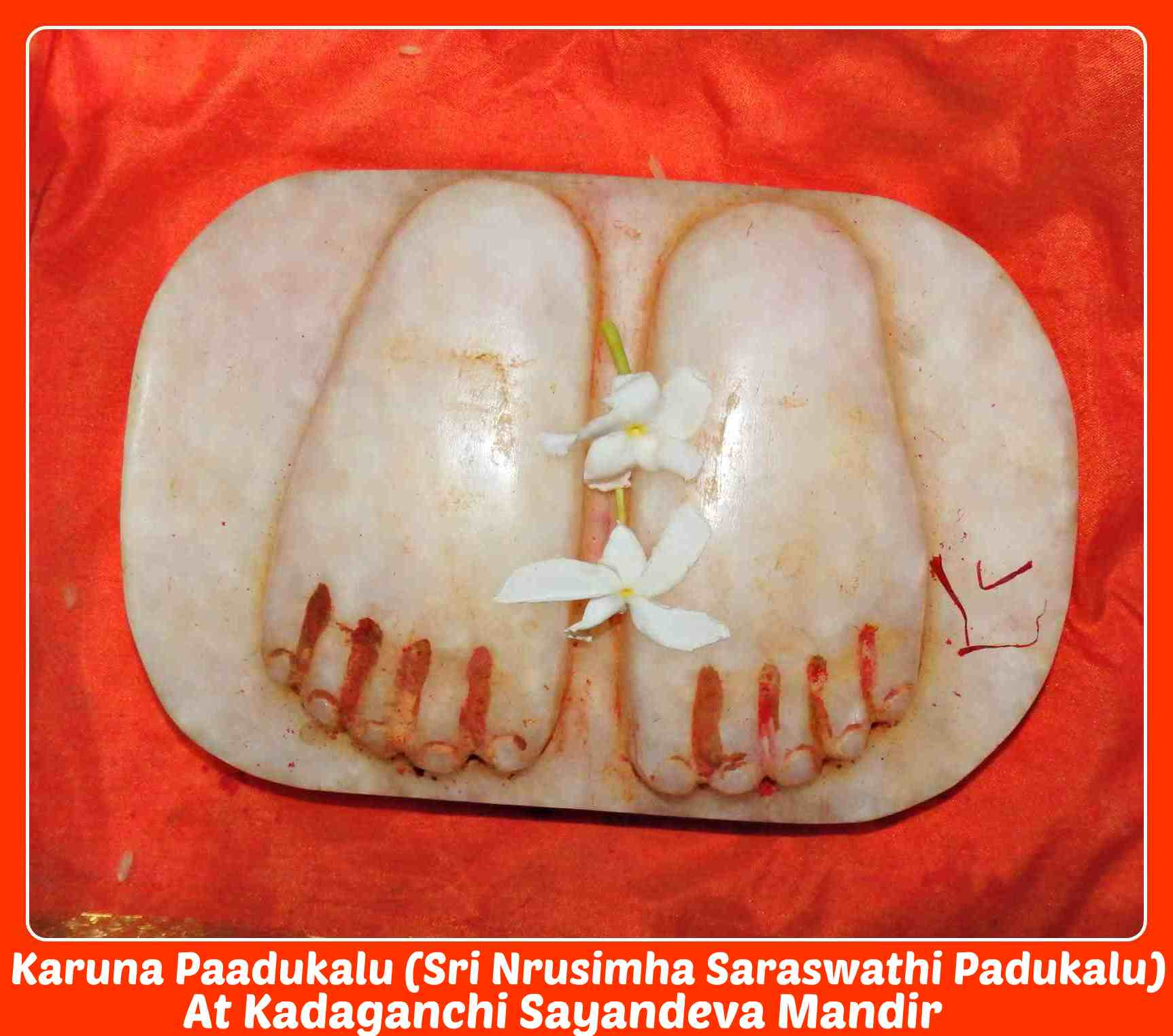 KarunaPadukalu of Kadaganchi