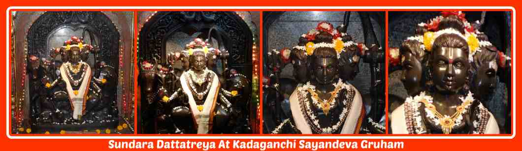 Kadaganchi Dattatreya At Saynadeva House