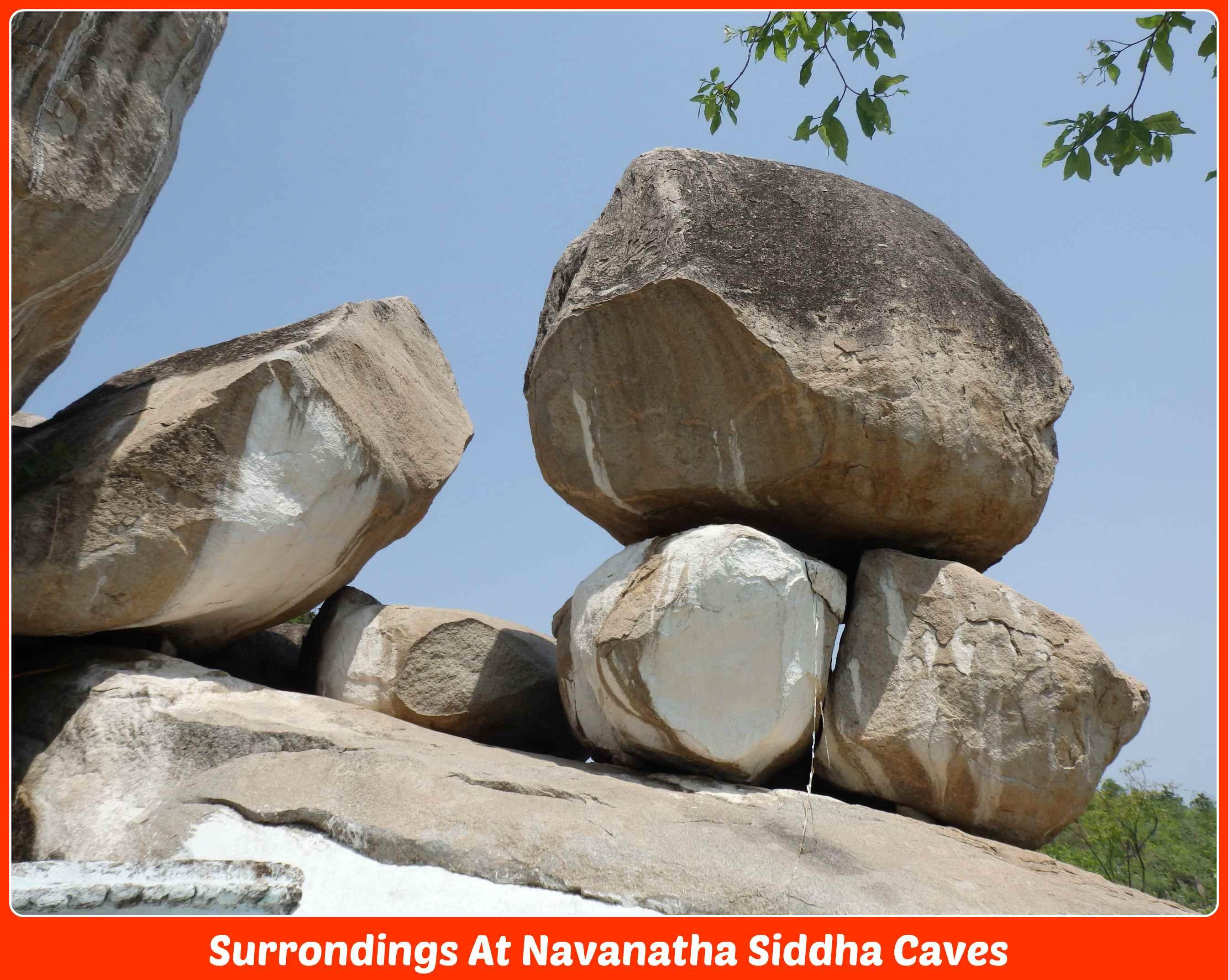 China Kodalgal (Pitlam) Navanatha Siddha Caves-17
