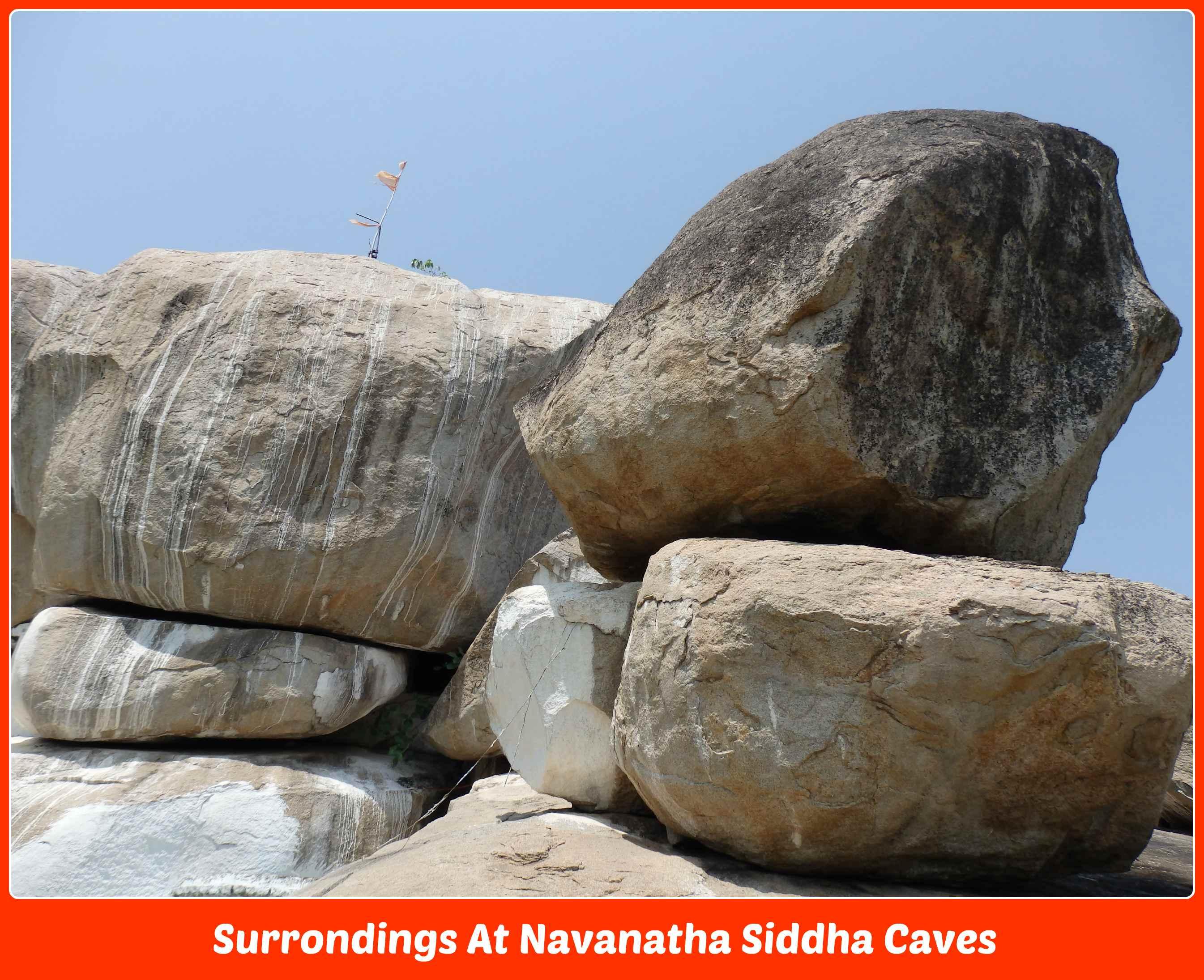 China Kodalgal (Pitlam) Navanatha Siddha Caves-16