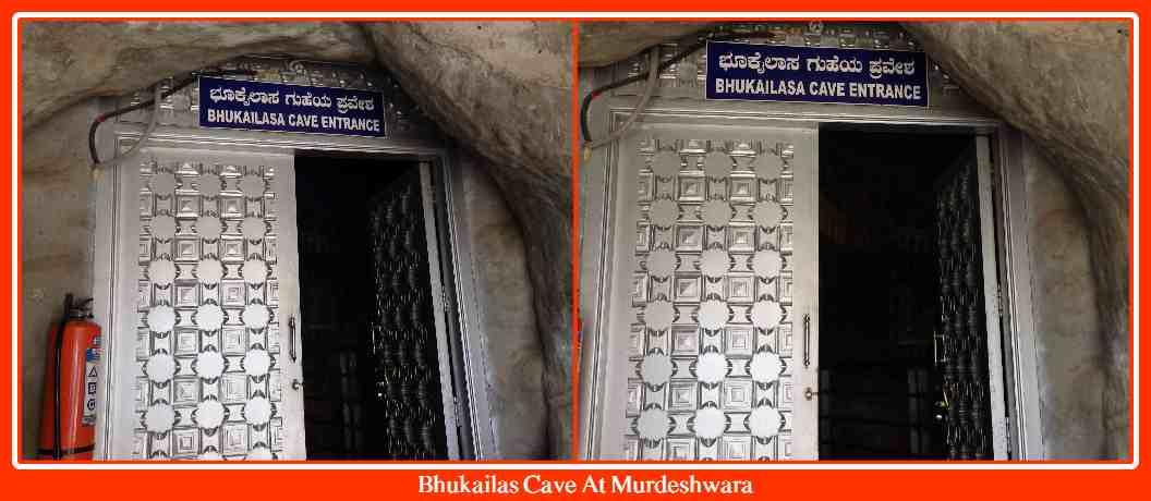 Bhukailas Cave At Murdeshwara