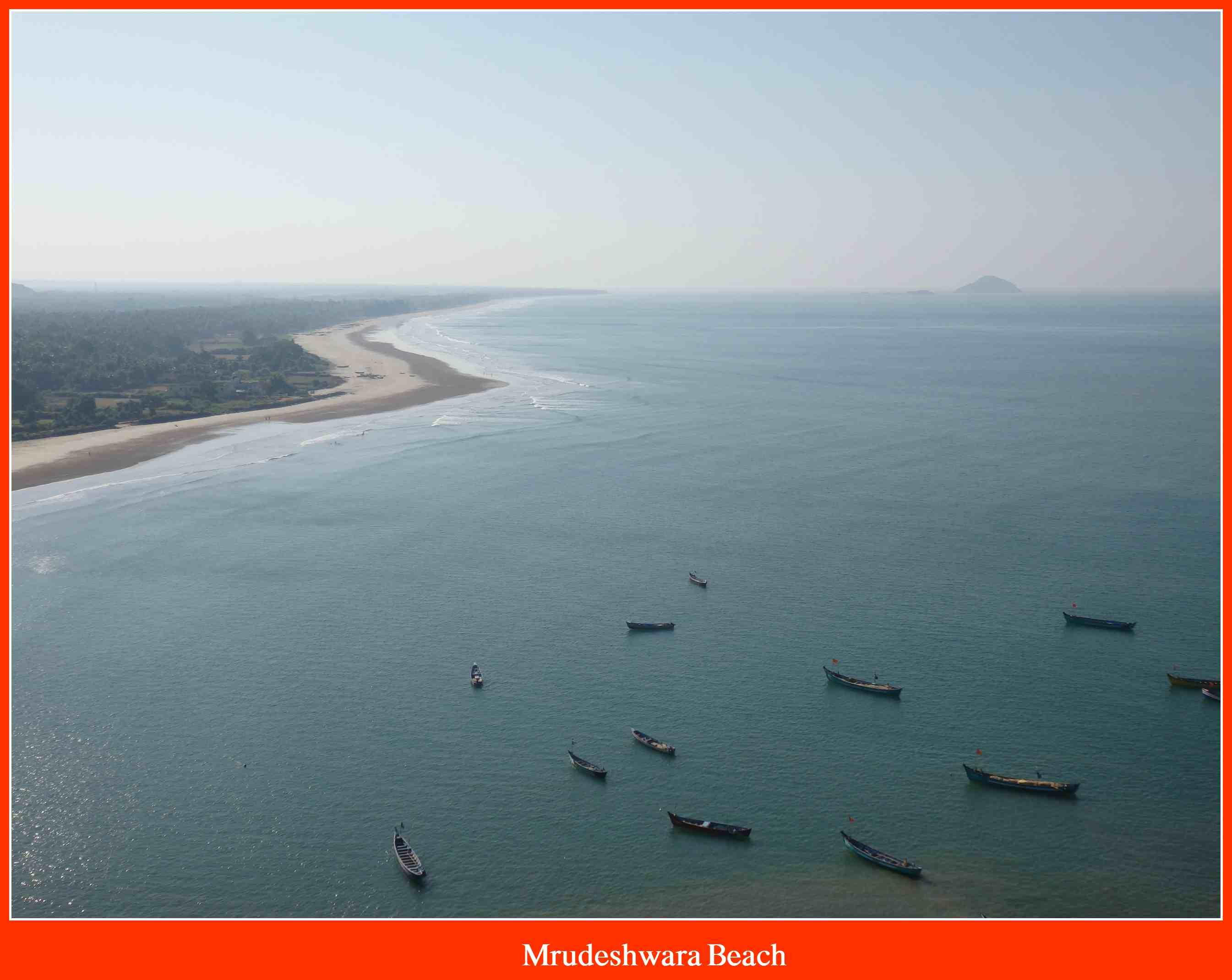 Mrudeshwara Beach