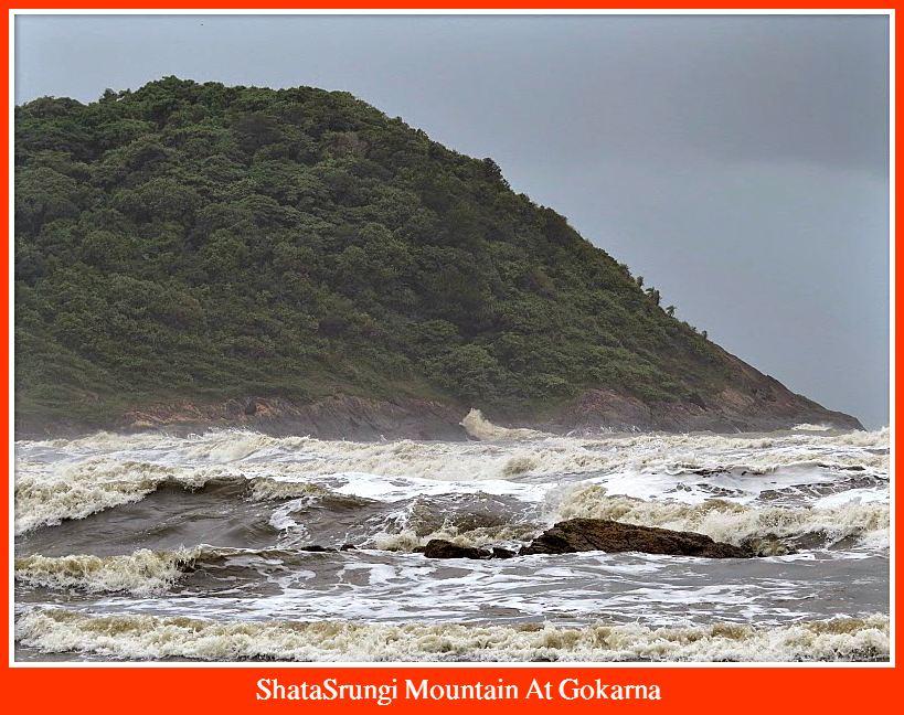 ShataSrungi Mountain At Gokarna