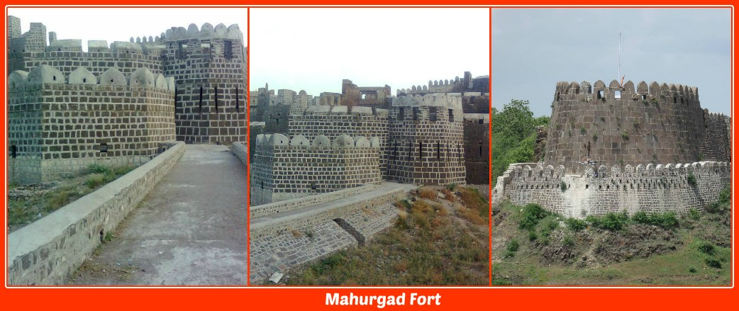 Mahurgad Fort