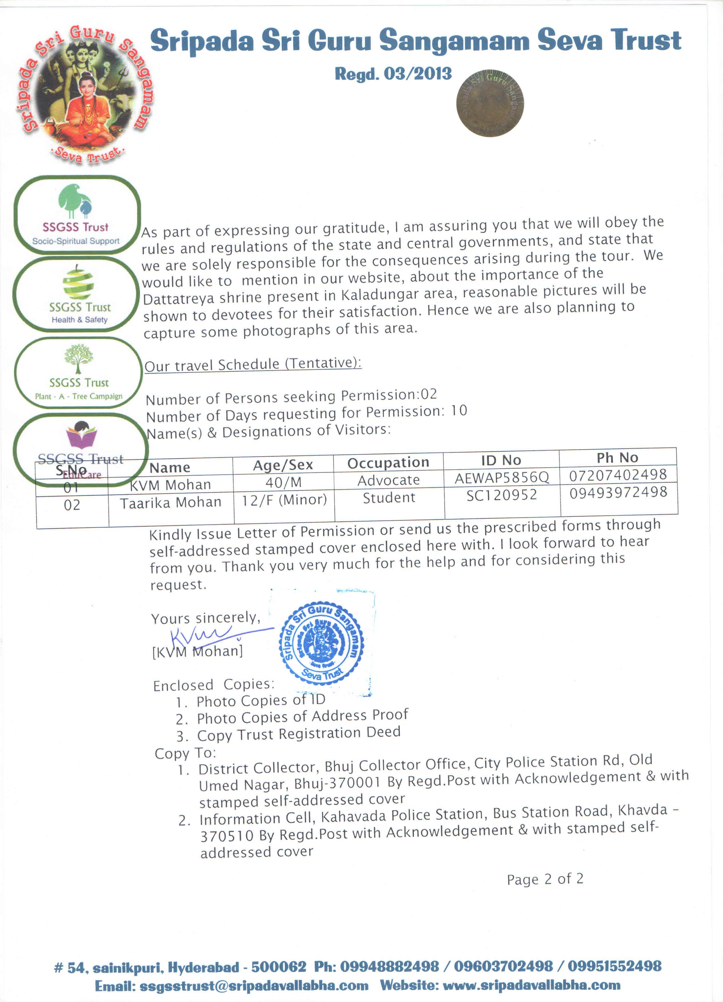 Permission Letter Page2